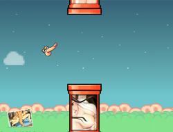 Летающий член 2 играть