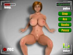 Секс-лаборатория роботов играть