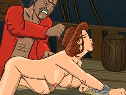 Пиратская рабыня играть